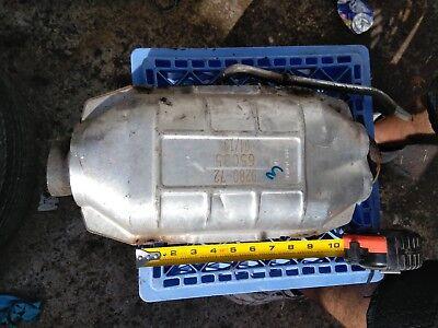Catalytic Converter For Scrap Platinum Palladium Rhodium Recycle Aoh01232-3