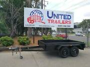 8X5 Tandem Box Trailer 2000kg 1PCS FOLD checker plate SUMMER SALE Penrith Penrith Area Preview