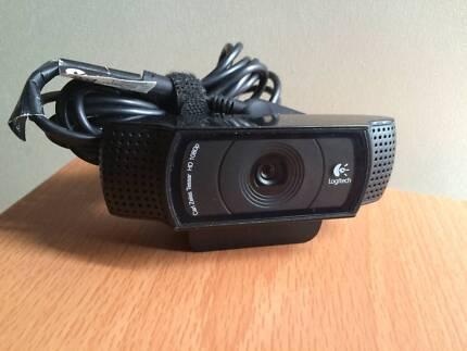 Logitech HD Pro Webcam C920 1080p PC MAC Autofocus Camera Belmont Belmont Area Preview