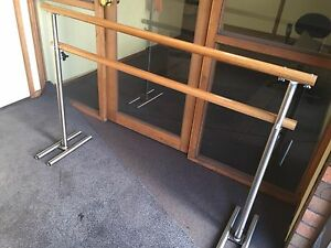 Ballet Barre Double Carrum Downs Frankston Area Preview