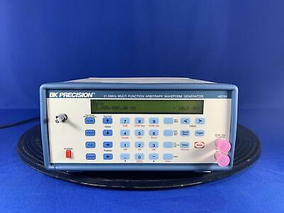 Bk Precision 4070a Function And Arbitrary Waveform Generator