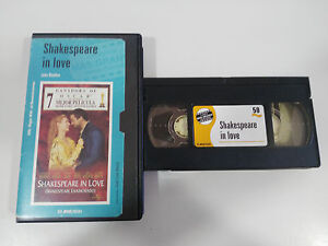SHAKESPEARE-IN-LOVE-VHS-COLECCIONISTA-EDICION-ESPANOLA-GWYNETH-PALTROW-MADDEN