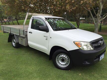 2006 Toyota Hilux SR 4x2 Single Cab 12 Month Warranty
