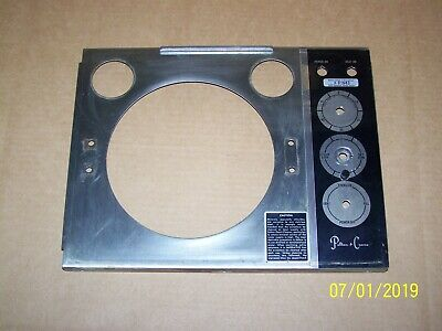Pelton Crane Ocmfront Panel-used-good-sterilizer Autoclave
