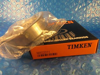 Timken M802011 Tapered Roller Bearing
