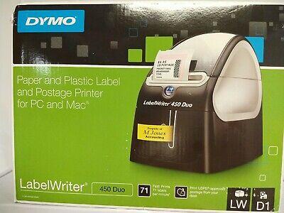 Dymo Labelwriter 450 Duo - Black 1752267