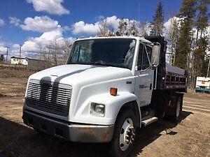 2010 FL 70 Freight liner dump truck