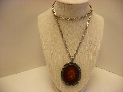 Vintage Retro or Mid-Century Modern Design Necklace #339