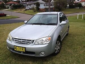 2005 Kia Cerato Sedan Waratah West Newcastle Area Preview