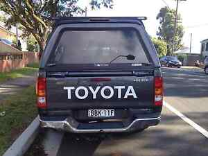 Toyota Hilux workmate duel cab Birrong Bankstown Area Preview
