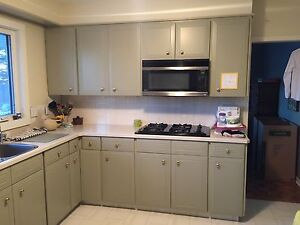KITCHEN CABINET DOORS AND DRAWERS & HARDWARE