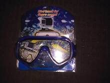 Go pro hero 3 compatible diving mask Manoora Cairns City Preview