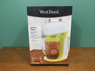 Производители чая NEW West Bend 68305T