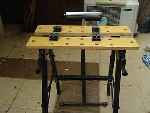 Work Stand Vise Adjustable Jaws plus Adjustable height Stand NEW! Adelaide CBD Adelaide City Preview