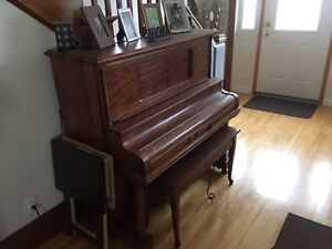 Antique piano to give away