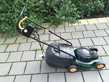 Ozito Electric Lawn Push Mower ($30) Seacombe Gardens Marion Area Preview