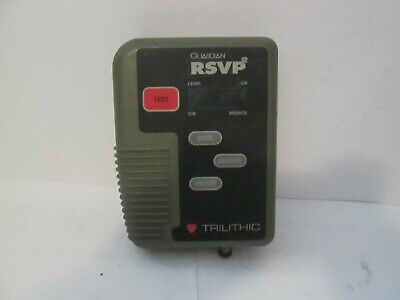 Trilithic Guardian Rsvp 2 Reverse Path Tester