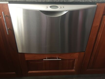Dishdrawer Dishwasher Stainless Steel Fisher & Paykel