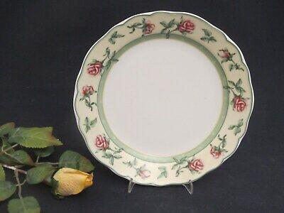 fceae6bd563b6d HUTSCHENREUTHER MEDLEY PARKLANE CHARMING ROSE Frühstücksteller, Kuchen-,  Salat