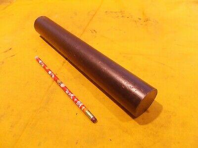 A-36 Hr Steel Round Stock Tool Die Machine Shop Bar Rod Blacksmith 1 34 X 12