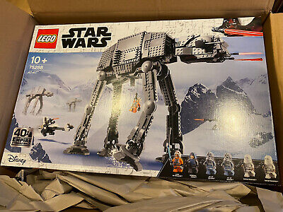 LEGO 75288 Star Wars AT-AT Walker Toy 40th Anniversary Set *NEW*& IN...
