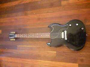 Gibson SG Guitar Annerley Brisbane South West Preview