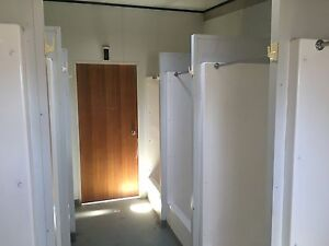 6 X 3 shower ablutions donga Helensvale Gold Coast North Preview