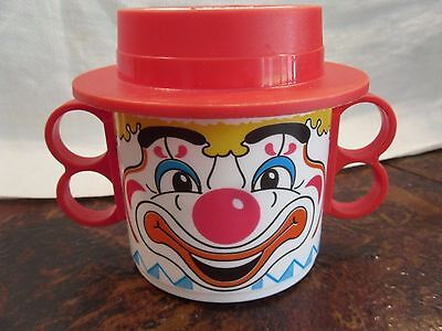 Vtg Kentucky Bluegrass State Clown Face Mug  My Mug Whirley Industries USA