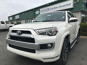 2015 Toyota 4Runner SR5 V6 LIMITED