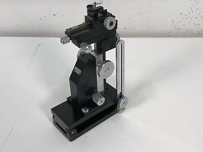Narishige Patch Clamp Multi Axis Micromanipulator Wtilting Stand Stereotaxic
