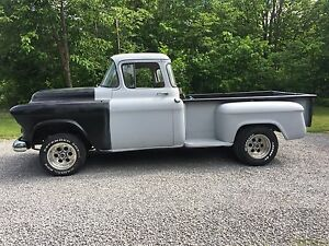 1955 BIG Window (Second Series) Chevy Pickup