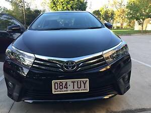 2014 Toyota Corolla SX With Leather Seat - Auto Sedan Greenslopes Brisbane South West Preview