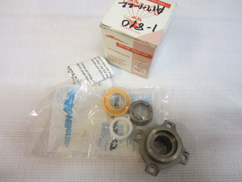 "MILLER HYDRAULIC CYLINDER PISTON ROD 5/8""  SEAL KIT 051-KR015-63"