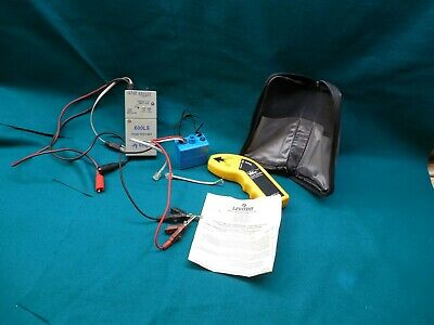 Leviton 49560 Tone Test Generator Tempo 600ls Ideal Circuit Identifier Lot 3