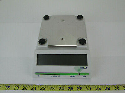 Mettler Instrument Scale Type Bb3000 Science Lab Equipment
