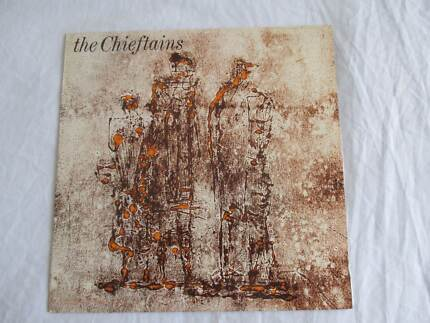 RECORDS FOR SALE: THE CHIEFTAINS ( 4) LPS Joondalup Joondalup Area Preview