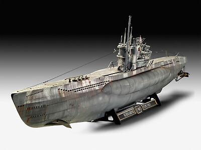 REVELL GERMAN SUBMARINE TYPE VII C41 U-BOAT MODEL KIT 1:72 PLATINUM LTD EDITION for sale  Cardiff