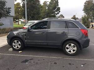 2011 Holden Captiva Wagon Avondale Heights Moonee Valley Preview