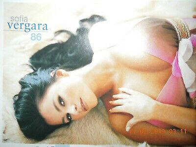 SOFIA VERGARA razor THE MAFIA EXCLUSIVE john gotti CLUB MED sex drugs & (Sofia Bush)