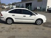 "2007 Ford Focus Sedan ""LOW KM'S-FREE 1 YEAR WARRANTY"" Welshpool Canning Area Preview"
