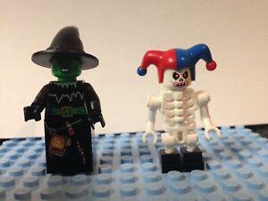 Lego Mini figures Halloween