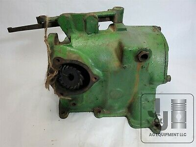 Genuine Used John Deere G Tractor Governor Housing With Gears Pictured F799r