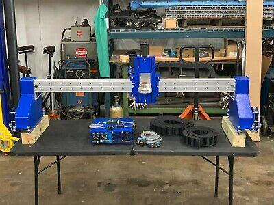 Cutting Edge Plasma Cnc 4x8 Hd Gantry Kit Diy Table