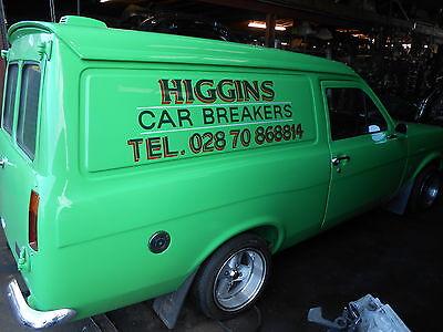 Higgins Car Dismantlers And Spares