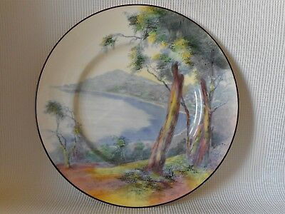 Royal Doulton Gumtree Series D6310 265Mm Plate   Great Condition