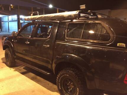 2006 Toyota Hilux SR5 With ALL the Trimmings Winston Hills Parramatta Area Preview