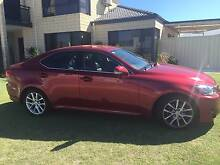 STUNNING 2011 Lexus IS250 Sedan in immaculate condition Bateman Melville Area Preview