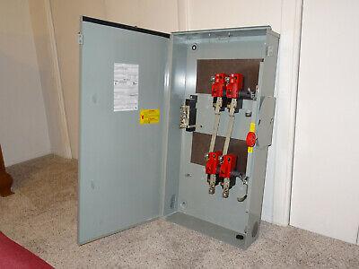Eaton Dt224urk-nps - 200 Amp 240 Volt 1 Phase Manual Transfer Switch 3r
