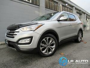 2013 Hyundai Santa Fe Sport 2.0T Limited! MINT! Easy Approvals!