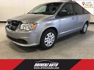 2016 Dodge Grand Caravan SE/SXT CLEAN CARPROOF, STOW N' GO, R...